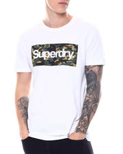 Superdry - CL CAMO Box Logo TEE-2582283