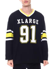 Athleisure - L/S WIDE FOOTBALL TEE-2582314