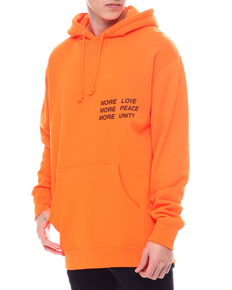 Pink Dolphin - MORE POSITIVITY HOODIE