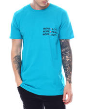 Pink Dolphin - MORE POSITIVITY TEE-2579828