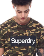 Superdry - CL CAMO TEE-2582296