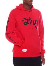 LRG - LIFTED SCRIPT PULL OVER HOODIE-2579702