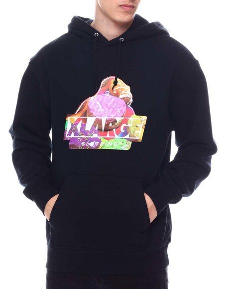 X-LARGE - GRUB SLANTED OG PULLOVER HOODED SWEATShirt