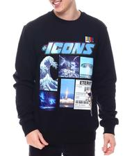 Sweatshirts & Sweaters - Waves Clash Crewneck-2582259