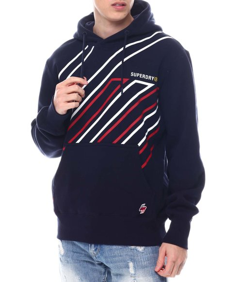 Superdry - SPORTSTYLE GRAPHIC HOOD