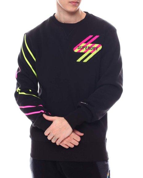 Superdry - Neon SPORTSTYLE NRG CREW Sweatshirt