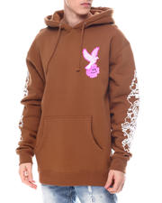 Pink Dolphin - EAGLE HOODIE-2579800