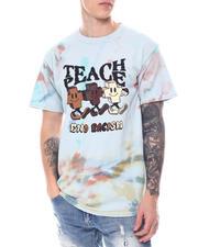 Pink Dolphin - TEACH PEACE TEE-2579838