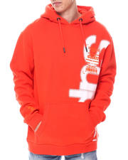 Superdry - Vertical Logo SUPER 5 DECONSTRUCT HOOD-2582223
