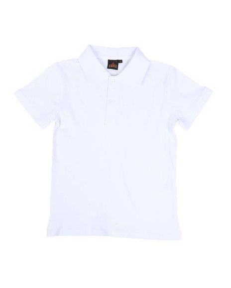 Arcade Styles - Stretch Polo Shirt (6-16)