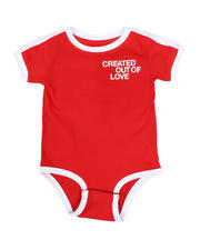 Onesie - Created Out Of Love Contrast Onesie (Infant)-2579977