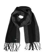 Gloves & Scarves - Soft Woven Stripe Scarf-2580596