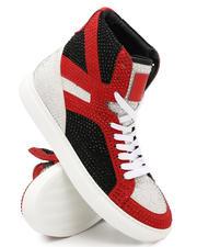 Footwear - Granville Hi Top Crystal Sneakers-2582137