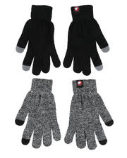 Canada Weather Gear - 2Pk Knit Gloves-2582398