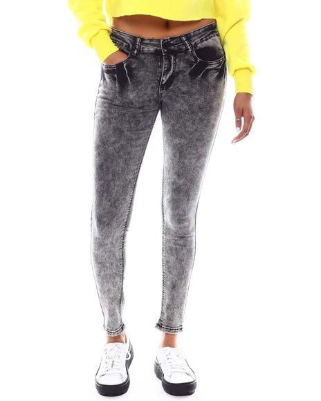 Fashion Lab - Mid rise Super Soft Rayon Jeans