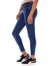 Women - Mid rise Acid Super Soft Rayon Jeans-2583111