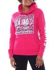 Fashion Lab - Savage Printed Hoodie-2582984