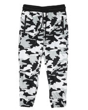 Activewear - Camo Printed Scuba Pants (8-18)-2579568