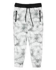 Activewear - Tie Dye Scuba Pants (8-18)-2579583