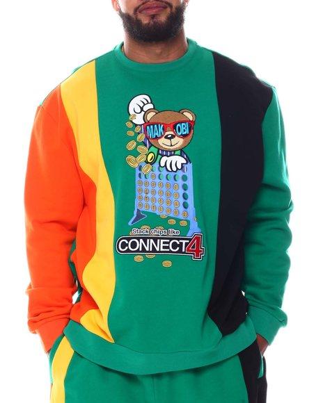 Makobi - Connect Bear Sweatshirt (B&T)