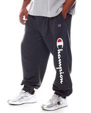 Champion - The Script Fleece Joggers (B&T)-2581770