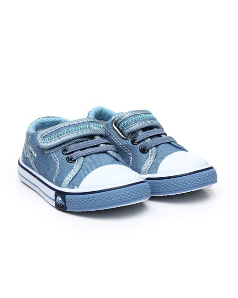 La Galleria - Vulcanized Low Top Sneakers (4-10)