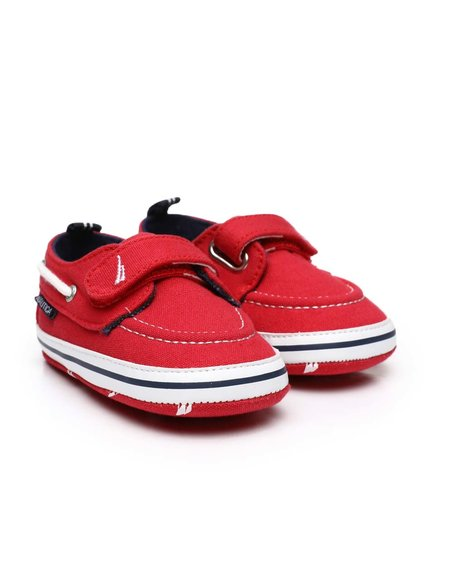 Nautica - Tiny River 2 Pre-Walk Crib Shoes (1-4)