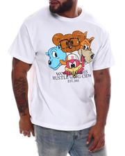 Men - Vintage Gang T-Shirt (B&T)-2582760