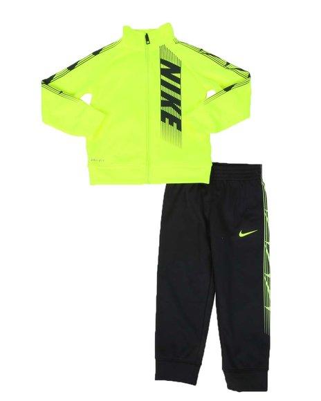Nike - 2 Pc Dominate GFX Dri-Fit Therma Full Zip Jacket & Jogger Pants Set (4-7)