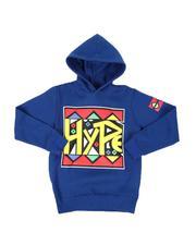 Hoodies - Hype Graphic Pullover Hoodie (8-20)-2579633