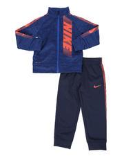 Boys - 2 Pc Dominate GFX Dri-Fit Therma Full Zip Jacket & Jogger Pants Set (4-7)-2579238