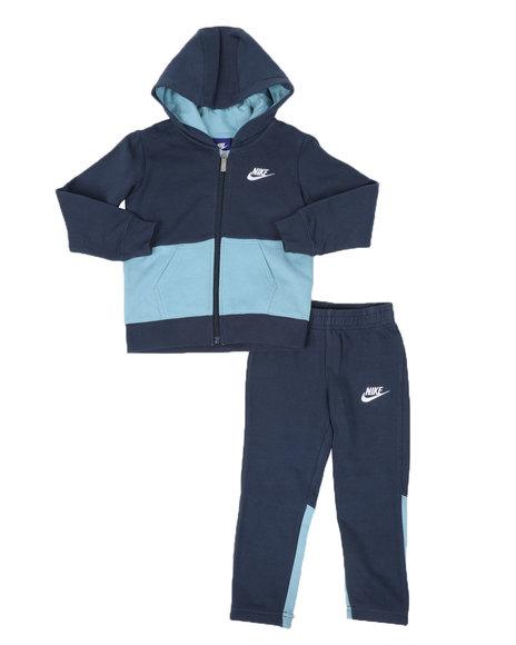 Nike - 2 Pc Hoodie & Jogger Pants Set (4-7)
