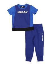 Boys - 2 Pc Nike Air Tee & Jogger Pants Set (2T-4T)-2579535