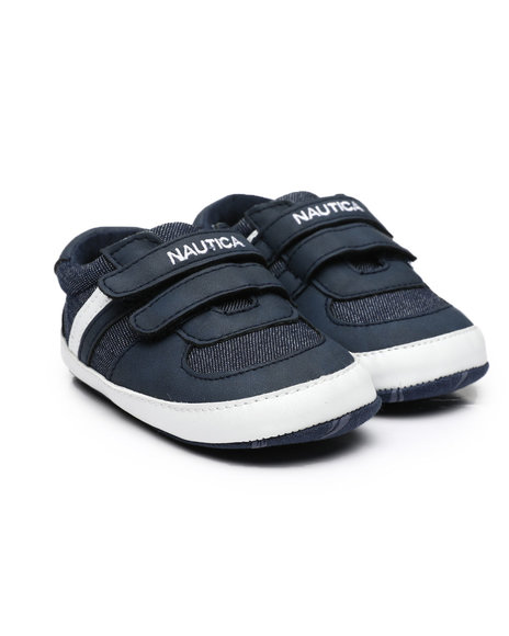 Nautica - Tiny Hull Pre-Walk Crib Shoes (1-4)