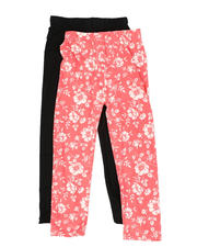 Sizes 4-6x - Kids - Leggings Twin Pack (4-6X)-2581043
