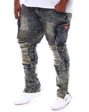 Jeans - Shredded Jeans (B&T)-2581794