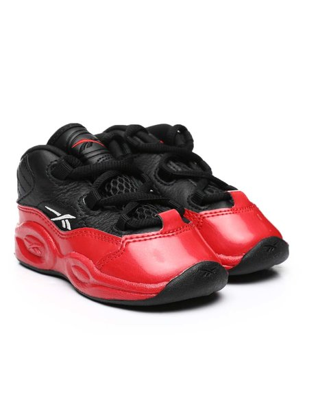 Reebok - Question Mid Street Sleigh Sneakers (4-10)