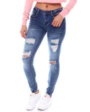 Jeans - Acid Wash Rips-2583023