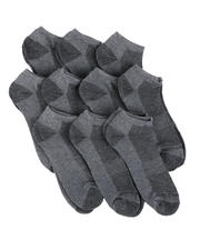 DRJ SOCK SHOP - 10Pk Performance Low Cut Socks-2581507