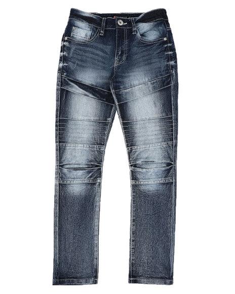 Southpole - Stretch Biker Jeans (8-18)