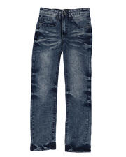 Arcade Styles - Basic 5 Pocket Jeans (8-18)-2582416