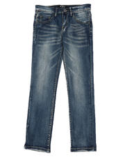 Arcade Styles - Basic 5 Pocket Stretch Jeans (8-18)-2582463