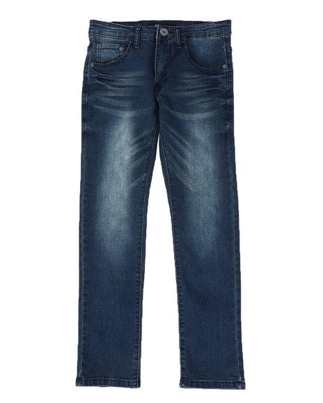 Arcade Styles - Basic 5 Pocket Stretch Jeans (8-18)