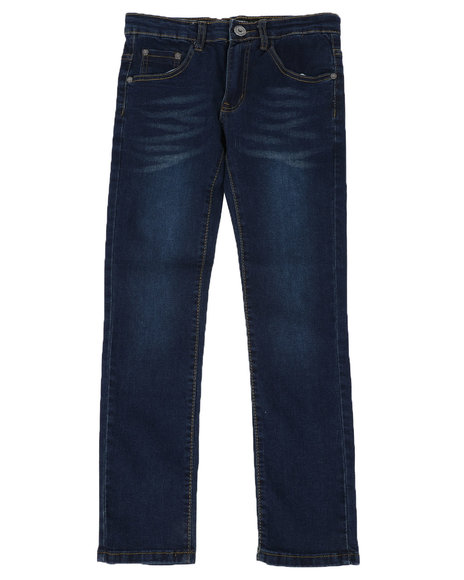 Arcade Styles - Basic 5 Pocket Stretch Jeans (8-18)