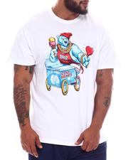 Hustle Gang - Cold Hearts Ice Cream T-Shirt (B&T)-2583395