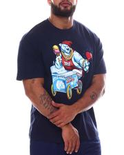 Shirts - Cold Hearts Ice Cream T-Shirt (B&T)-2583428