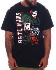 Hustle Gang - Tumbler Gang T-Shirt (B&T)-2583450