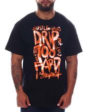Hustle Gang - Drip Too Hard S/S T-Shirt (B&T)-2583492