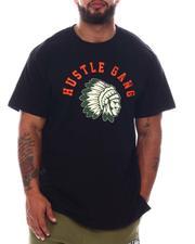 Hustle Gang - Connect Chief T-Shirt (B&T)-2583501