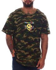 Shirts - Happy Drip Camo T-Shirt (B&T)-2583651